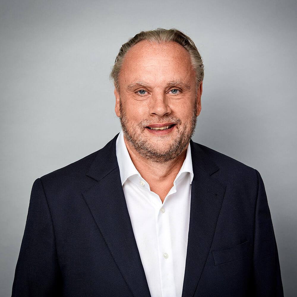 Michael Wolf – Geschäftsführender Gesellschafter der Promata GmbH