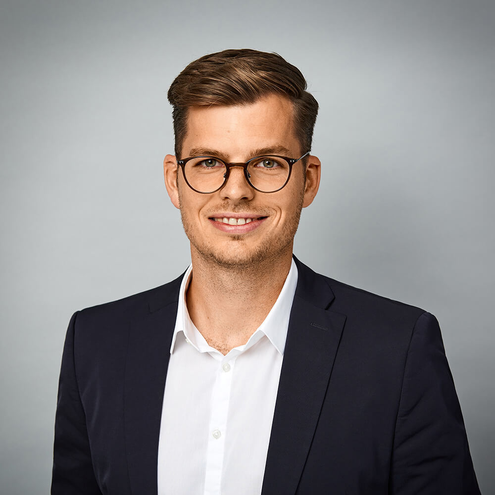Nils Brasche – Leiter Projekte & Innovation bei der Promata GmbH