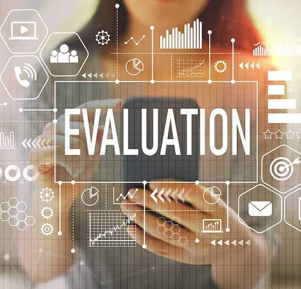 Wir unterstützen Sie bei der Evaluation und der datenbasierten Konsolidierung Ihrer Live Kommunikation